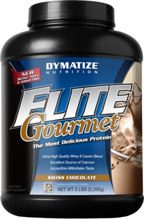 Image for Dymatize - Elite Gourmet Protein