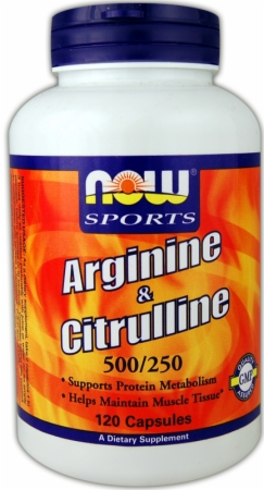 Image for NOW - Arginine Citrulline