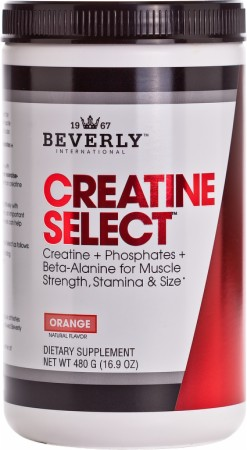 Image for Beverly Int. - Creatine Select