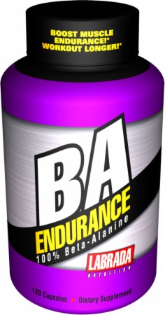 Image for Labrada - B-A Endurance