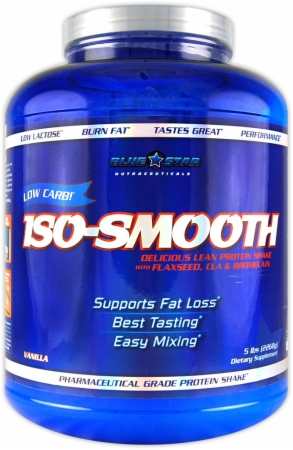 Image for Blue Star Nutraceuticals - Iso-Smooth
