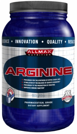 Image for AllMax Nutrition - Arginine