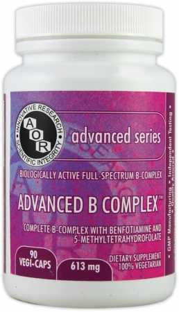 Image for AOR - Advanced B Complex