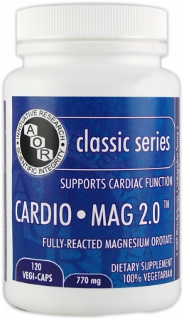 Image for AOR - Cardio Mag 2.0