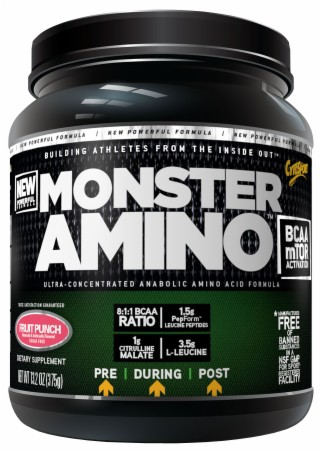 Image for CytoSport - Monster Amino