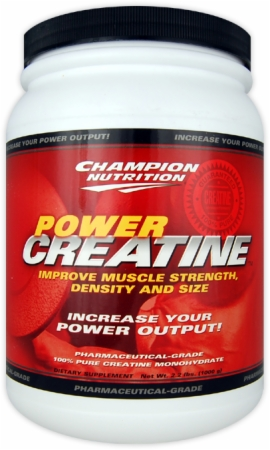 Image for Champion - Power Creatine