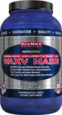 Image for AllMax Nutrition - Waxy Maize 2300