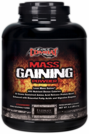 Image for Full Combat - Mass Gaining Powder