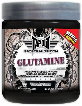 Image for TapouT Sports Nutrition - Glutamine