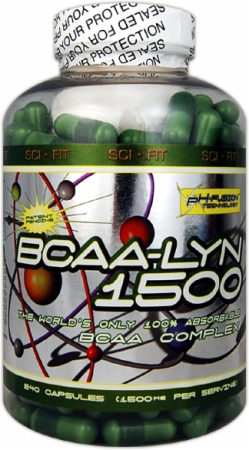 Image for SciFit - BCAA-Lyn 1500