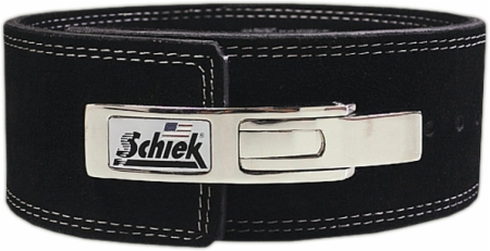 Schiek Lever Power Belt   Black   Medium
