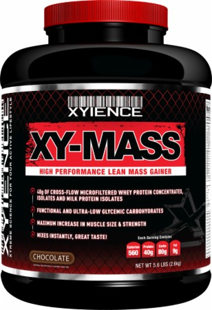 Image for Xyience - XY-Mass