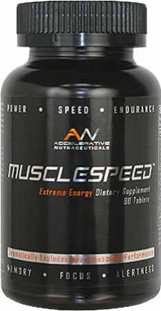 Image for Accelerative Nutraceuticals - MUSCLESPEED