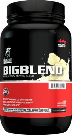 Betancourt Nutrition Big Blend - 60 Servings - Choco Latte