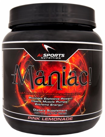 Image for AI Sports Nutrition - Maniac