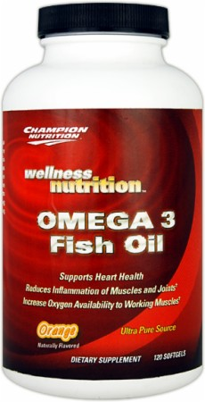 Image for Champion - Omega-3 Fish Oil