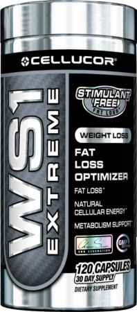 Cellucor WS1 Extreme - 120 Capsules