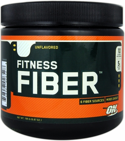 Optimum Fitness Fiber - 195 Grams - Unflavored
