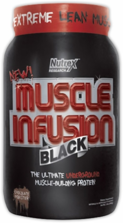 Nutrex Muscle Infusion Black - 2 Lbs. - Vanilla Beast