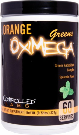 Image for Controlled Labs - Orange OxiMega Greens