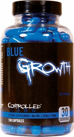Image for Controlled Labs - Blue GrowtH