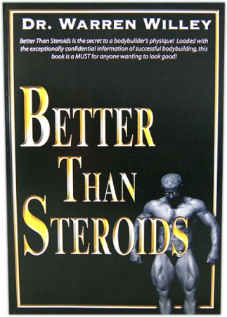 Books Better Than Steroids