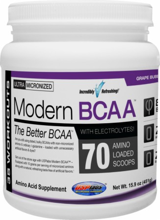 USPlabs Modern BCAA - 35 Servings - Fruit Punch