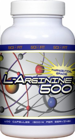 Image for SciFit - L-Arginine