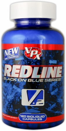 VPX RedLine Black On Blue V2