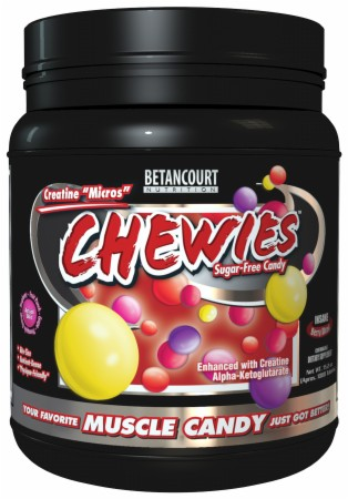 Image for Betancourt Nutrition - Creatine Micros Chewies