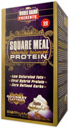 image prod110030 450 white BioRhythm Square Meal, 4.94 Lbs., Swiss Chocolate