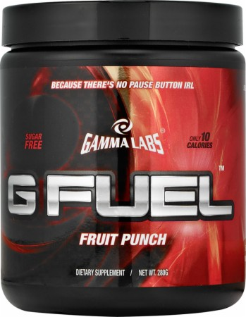 Gamma Labs G FUEL - 40 Servings - Lemon Lime