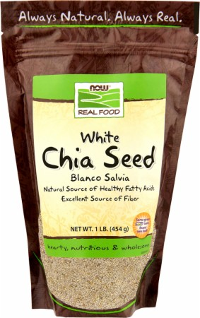 Chia Seeds by NOW at Bodybuilding.com - Lowest Prices on White Chia ...
