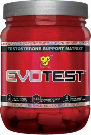 BSN EVOTEST Tablets - 90 Tablets