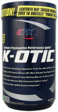 Image for All American EFX - K-Otic