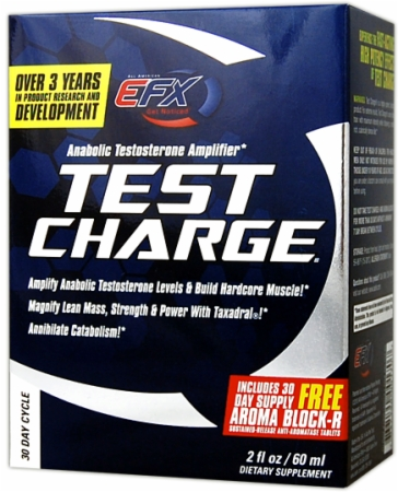 Image for All American EFX - Test Charge