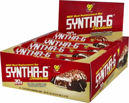 Image for BSN - Syntha-6 Decadence Bar