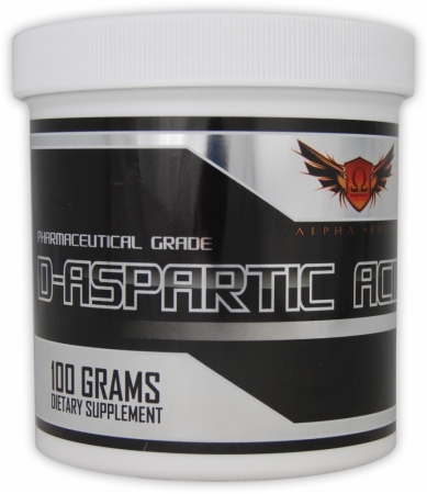 Image for Omega Sports - D-Aspartic Acid