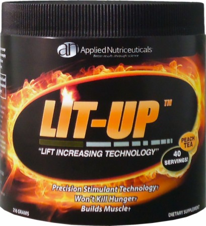 Applied Nutriceuticals LIT-UP