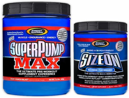 Image for Gaspari Nutrition - The MAX Stack
