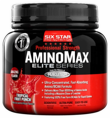 Image for Six Star Pro Nutrition - Professional Strength AminoMax