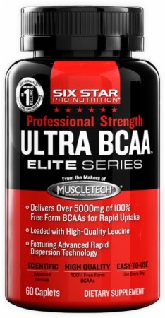 Image for Six Star Pro Nutrition - Professional Strength Ultra BCAA