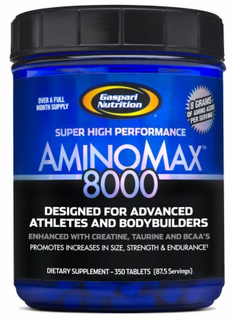 Image for Gaspari Nutrition - AminoMax 8000