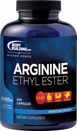 Image for Bodybuilding.com Supplements - Arginine Ethyl Ester