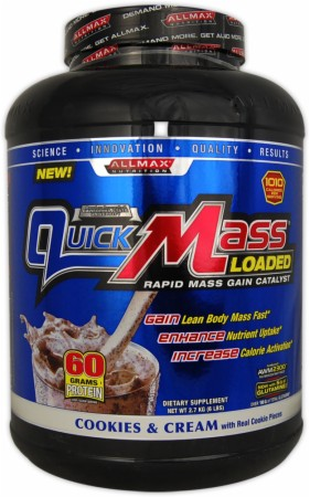 Image for AllMax Nutrition - QuickMass Loaded