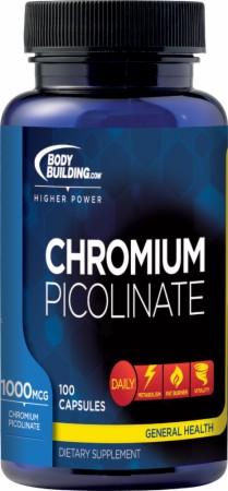 Image for Bodybuilding.com Supplements - Chromium Picolinate