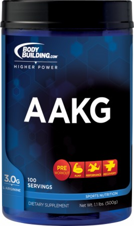 Image for Bodybuilding.com Supplements - AAKG