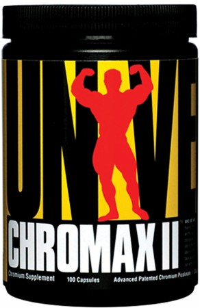 Image for Universal Nutrition - Chromax II