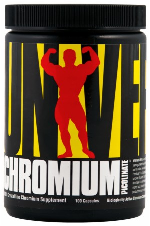 Image for Universal Nutrition - Chromium Picolinate