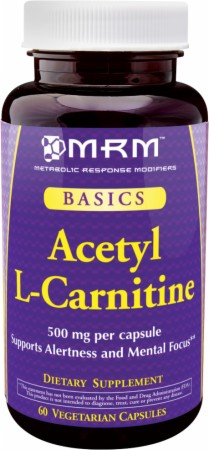 Image for MRM - Acetyl L-Carnitine